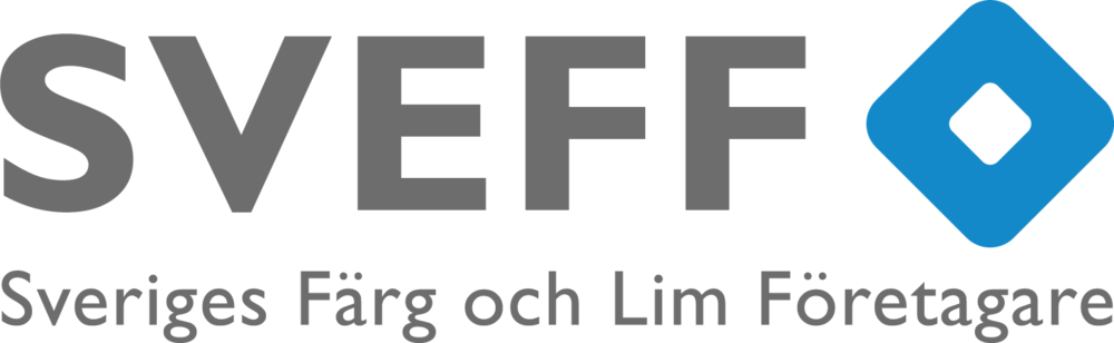 SVEFF - Swedish Paint and Adhesives Association logo